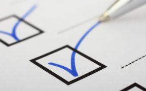 online course design checklist
