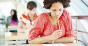 Retrieval Cues on Tests