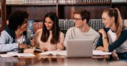 student-led study groups