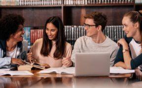student-led study groups