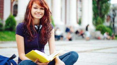 why I stopped giving exams - student reading
